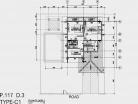 Baan Dusit Pattaya - 2-storey house 166 sqm, land plot 440-750 sqm, 4 bedroom, 2 bathroom - 10