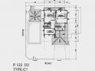 Baan Dusit Pattaya - 2-storey house 166 sqm, land plot 440-750 sqm, 4 bedroom, 2 bathroom - 12