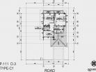 Baan Dusit Pattaya - 2-storey house 166 sqm, land plot 440-750 sqm, 4 bedroom, 2 bathroom - 6