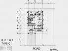 Baan Dusit Pattaya - 2-storey house 166 sqm, land plot 440-750 sqm, 4 bedroom, 2 bathroom - 7