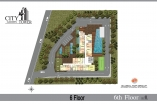 City Garden Tower - floor plans - 2