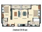 City Garden Tower - unit plans - 4