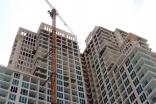 City Garden Tower - 2017-10 construction site - 2