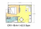 Club Royal - 房间平面图 - 1