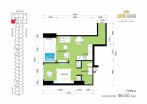 Copacabana Beach Jomtien - unit plans - 11