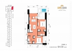 Copacabana Beach Jomtien - unit plans - 12