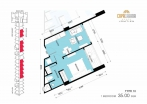 Copacabana Beach Jomtien - unit plans - 4