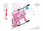 Copacabana Beach Jomtien - unit plans - 5