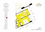 Copacabana Beach Jomtien - unit plans - 7