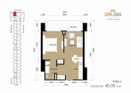 Copacabana Beach Jomtien - unit plans - 9