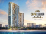 Copacabana Beach Jomtien Pattaya - price from 3,470,000 THB;  Condo for sale, resale price, hot deals, location map in Thailand