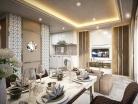 Dusit Grand Park 2 condo - interiors 3D - 1
