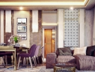 Dusit Grand Park 2 condo - interiors 3D - 6