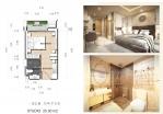Dusit Grand Park 2 condo - unit plans - 1