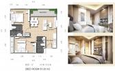 Dusit Grand Park 2 condo - unit plans - 3