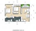 Dusit Grand Park 2 condo - unit plans - 5