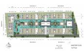 Dusit Grand Park 2 condo - floor plans - 1