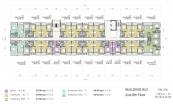 Dusit Grand Park 2 condo - floor plans - 6