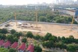 Dusit Grand Park 2 condo - 2018-12 construction site - 1
