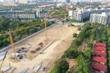 Dusit Grand Park 2 condo - 2018-12 construction site - 2