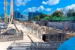 Dusit Grand Park 2 condo - 2019-03 construction site - 1