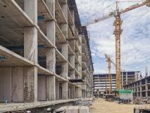 Dusit Grand Park 2 condo - 2019-08 construction site - 2
