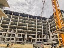 Dusit Grand Park 2 condo - 2019-08 construction site - 3
