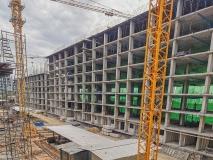Dusit Grand Park 2 condo - 2019-08 construction site - 4