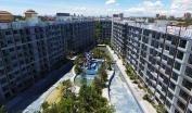 Dusit Grand Park Condo - 2017-07 construction site - 1
