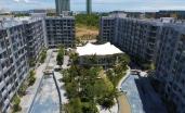 Dusit Grand Park Condo - 2017-07 construction site - 2