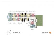 Dusit Grand Tower - floor plans - 3