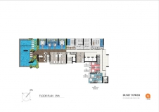 Dusit Grand Tower - floor plans - 5