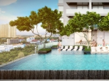 Dusit Grand Tower Pattaya - price from 2,890,000 THB;  Condo Jomtien for sale, resale price, hot deals, location map in Thailand
