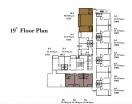 Empire Tower Pattaya - floor plans - 10