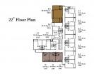 Empire Tower Pattaya - floor plans - 12