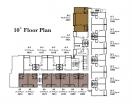 Empire Tower Pattaya - floor plans - 4