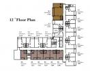 Empire Tower Pattaya - floor plans - 6