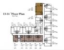 Empire Tower Pattaya - floor plans - 7