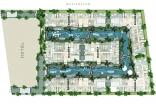 Grand Avenue Central Pattaya - 楼层平面图 - 1