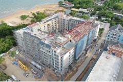 Grand Florida Beachfront - 2019-07 construction site - 2