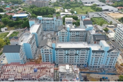 Grand Florida Beachfront - 2019-07 construction site - 5