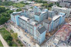 Grand Florida Beachfront - 2019-07 construction site - 6