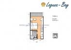 Laguna Bay 1 - 房间平面图 - 4