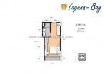 Laguna Bay 1 - 房间平面图 - 6