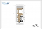 Laguna Beach Resort 3 Maldives - unit plans - type S - 4