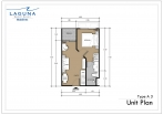 Laguna Beach Resort 3 Maldives - unit plans - type A - 3
