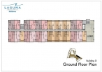 Laguna Beach Resort 3 Maldives - floor plans - buildings D F G - 1