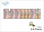 Laguna Beach Resort 3 Maldives - floor plans - buildings D F G - 2