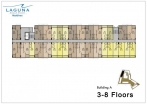 Laguna Beach Resort 3 Maldives - floor plans - buildings A B C  - 3