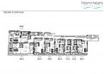 Laguna Heights - 楼层平面图 - 2